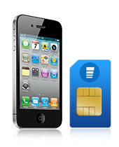 International iPhone SIM Card