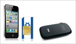 Israel Data Products