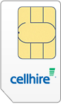 Cellhire SIM Card