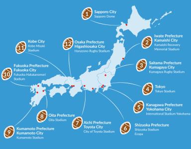 Japan RWC